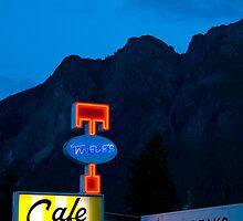 Twin Peaks Diner by Aimee Stewart