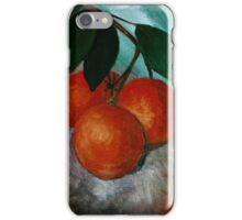 Oranges iPhone Case/Skin
