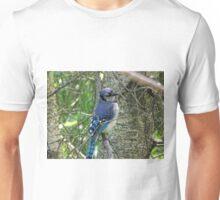 The bluejay Unisex T-Shirt