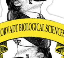 UTOPIA - Corvadt Biological Sciences Sticker