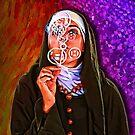 The Nun's Bubbles by David Rozansky