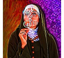 The Nun's Bubbles of Antioch Photographic Print