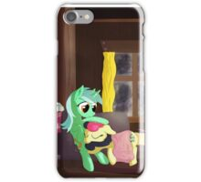 Lyrabon Christmas iPhone Case/Skin