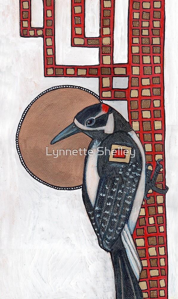 Bird's Eye View by Lynnette Shelley