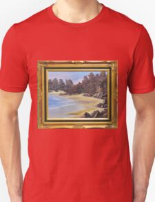 LONELY BEACH Unisex T-Shirt