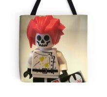 Professor Boom Custom Minifigure with Bomb Tote Bag