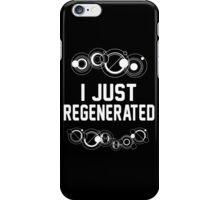 I just regenerated.  iPhone Case/Skin
