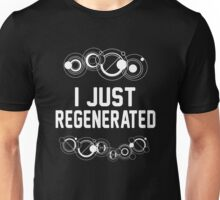 I just regenerated.  Unisex T-Shirt