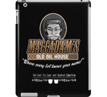 "Transformers - ""Maccadam's Old Oil House"" iPad Case/Skin"