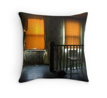 Filtered Out Throw Pillow