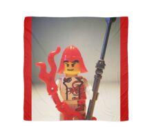 Ching Dynasty Chinese Dragon Warrior Custom Minifigure Scarf