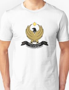 Coat of Arms of Iraqi Kurdistan T-Shirt