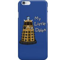 My Little Dalek iPhone Case/Skin