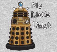 My Little Dalek One Piece - Long Sleeve