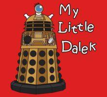My Little Dalek One Piece - Short Sleeve