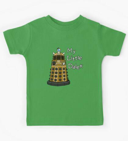 My Little Dalek Kids Tee