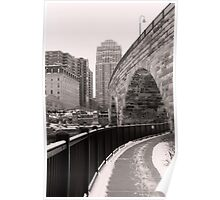 The Stone Arches Poster