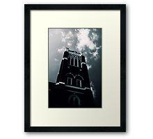 Chateau Noir  Framed Print