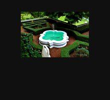Garden Fountain at the Vanderbilt Estate Unisex T-Shirt
