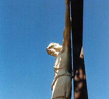 Crucifix by Rachel Broten