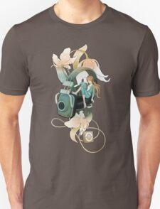 Thumbelina - grey Unisex T-Shirt