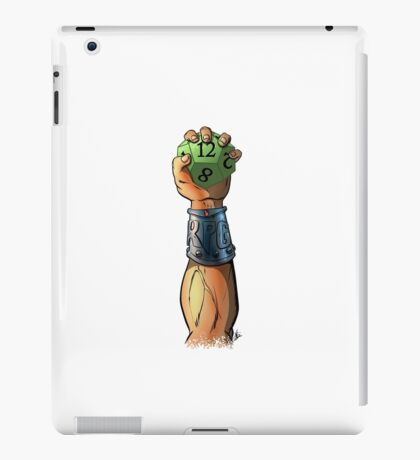 RPG Warrior iPad Case/Skin