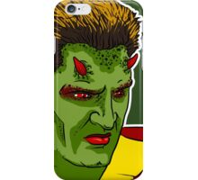 Angel - Is There a Gepetto in the House?! (Buffy) iPhone Case/Skin
