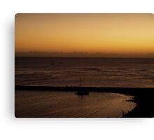 Hawaiian Beachfront Canvas Print