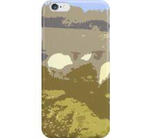 Cut Out Sheep iPhone Case/Skin