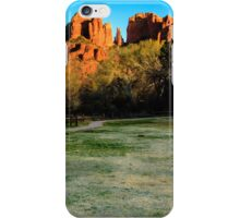 Cathedral Rock Sedona iPhone Case/Skin