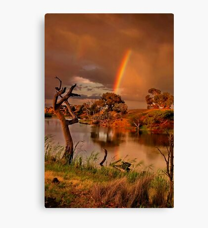 """The Covenant"" Canvas Print"