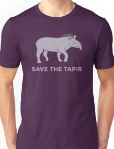 Save the Tapir Unisex T-Shirt