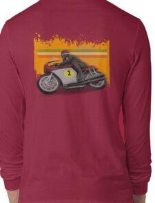 cafe racer 2 - agusta 500/4 Long Sleeve T-Shirt