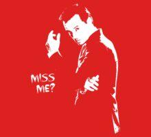 Miss me? Baby Tee