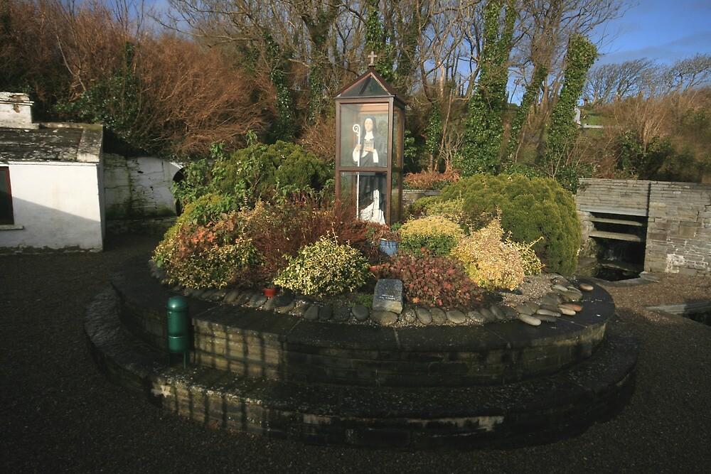 St Brigids Well by John Quinn