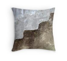 Step wall Throw Pillow