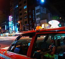 1st Cab on Rank - Tokyo by kaizy
