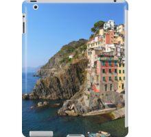 Riomaggiore iPad Case/Skin