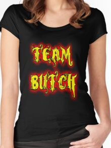 Team Butch Women's Fitted Scoop T-Shirt