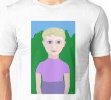 Happy Little Boy Unisex T-Shirt