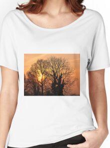 Evening Women's Relaxed Fit T-Shirt