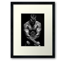 Ten Ton Hammer Framed Print