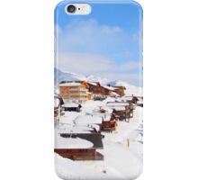 Ski-Scape Dream-Scape  iPhone Case/Skin