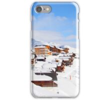 Ski-Scape Dream-Scape  iPhone Case/Skin