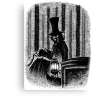 Dracula's Caleche Canvas Print