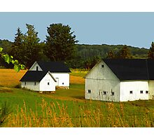 Leelanau Barn Photographic Print