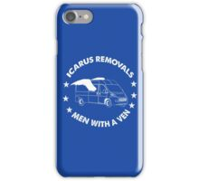 Icarus Removals iPhone Case/Skin