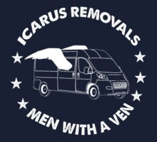 Icarus Removals Kids Tee