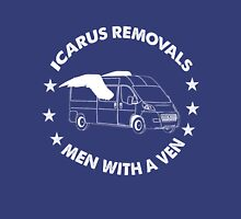 Icarus Removals Unisex T-Shirt