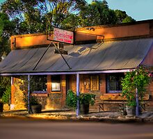 Osteria Sanso by Mark Richards